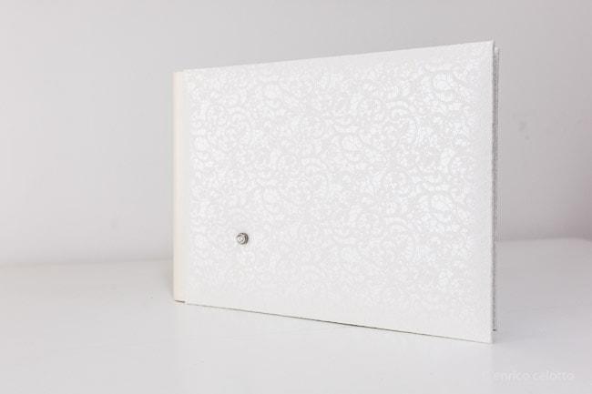 Assez Album di Matrimonio Fineart, copertina materiale ecologico  RI76