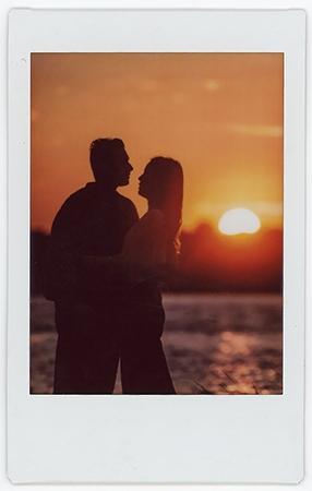 idee matrimonio polaroid